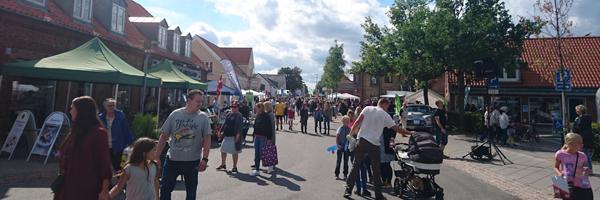 Høstfesten i Viby aflyst 2020