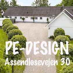 PE-design placering