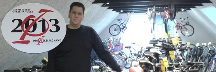 cykelhandler viby sj