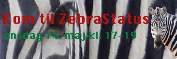 Zebrastatus i Viby Sjælland